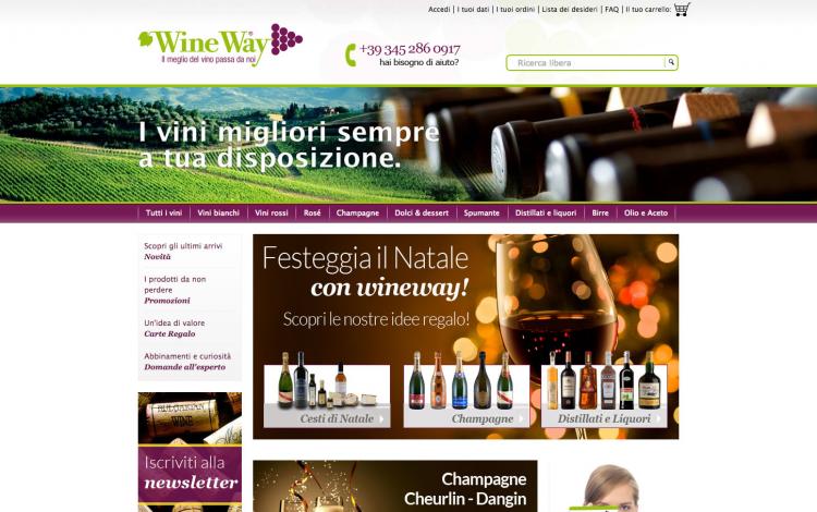 Wineway | Il meglio del vino