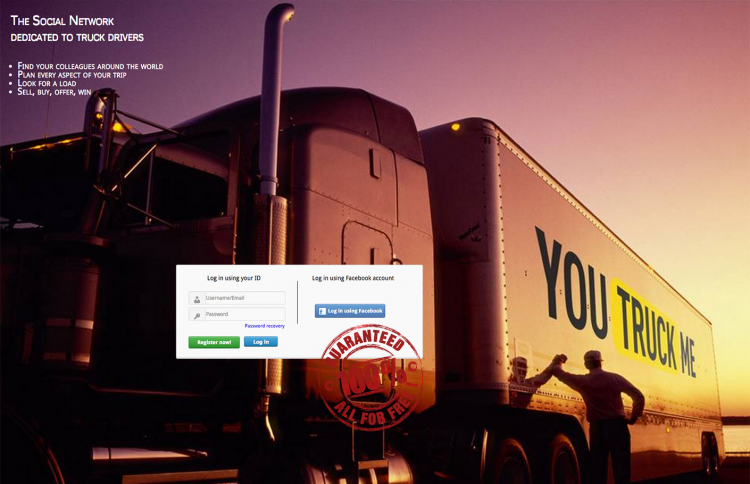 YouTruckMe | Truck Drivers Social Network