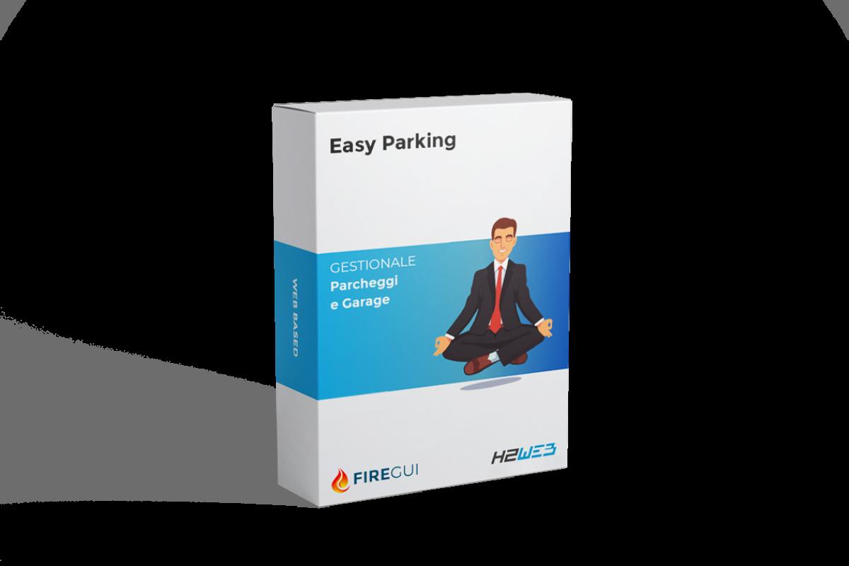 Easy Parking Garage   Gestionale parcheggi