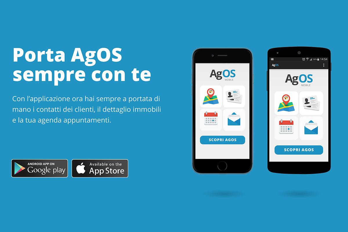 AgOS Mobile | Gestionale immobiliare su smartphone