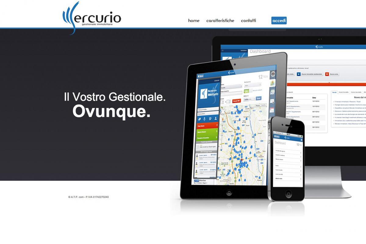 Mercurio | Gestionale Immobiliare