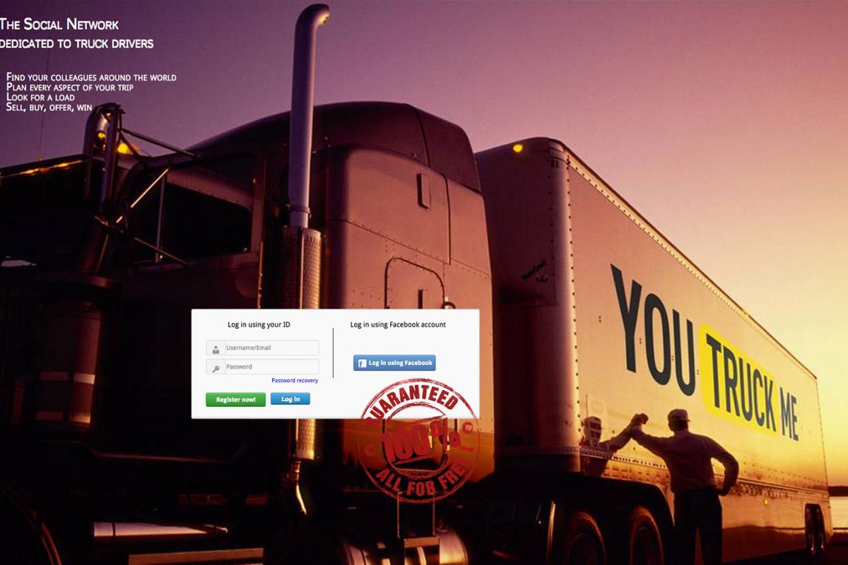 YouTruckMe | Truck Drivers Social Network